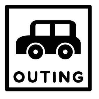 Outing card