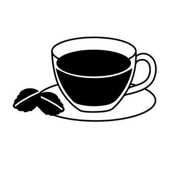 커피와 과자