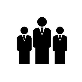 3 명의 직원