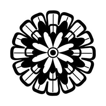 Flower handle