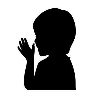 응원하는 아이