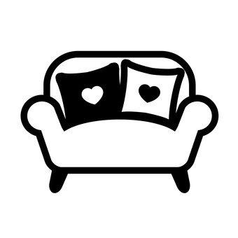 Pair cushion