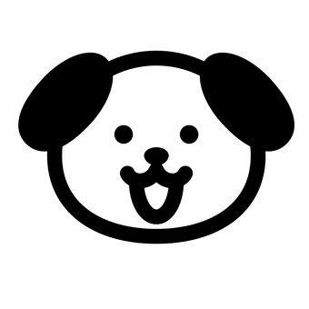 개 (미소)