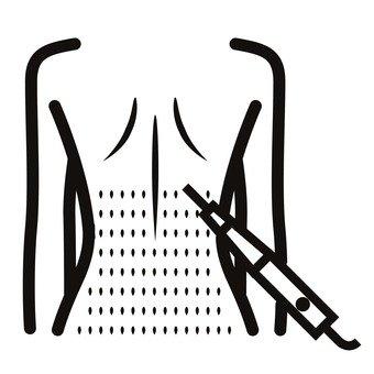 Needle depilation
