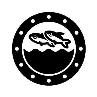 मछली निशान